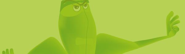 Ninja Green T Thé vert Grippe Influenza Rhinovirus